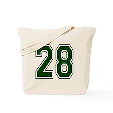 green28.png Tote Bag
