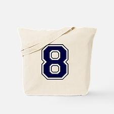 bluea8.png Tote Bag