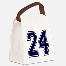 blue24.png Canvas Lunch Bag