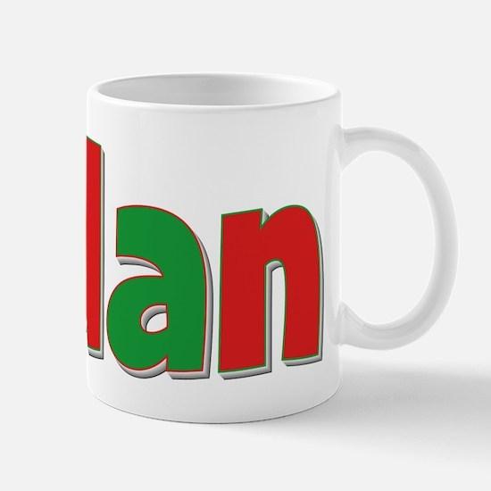 Aidan Christmas Mug