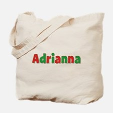 Adrianna Christmas Tote Bag