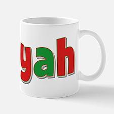 Aaliyah Christmas Mug