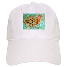 Mourning Dove Baseball Cap
