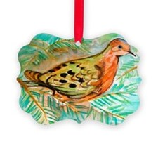Mourning Dove Ornament