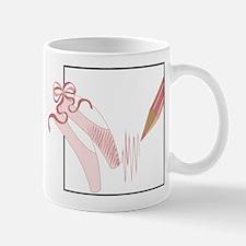 Ballet Shoes Mug