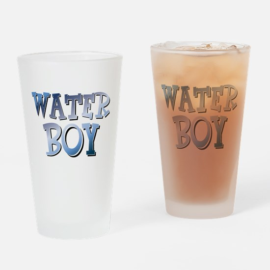 Water Boy Waterboy Drinking Glass