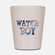 Water Boy Waterboy Shot Glass