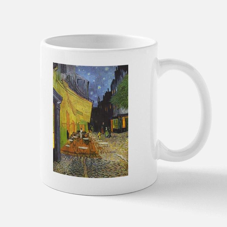 van Gogh Cafe Terrace at Night Mug
