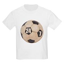 24/7 Soccer Kids T-Shirt
