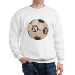 24/7 Soccer Sweatshirt