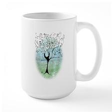 Blackbird Tree Mug