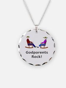 Godparents Rock Necklace