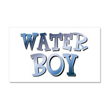 Water Boy Waterboy Car Magnet 20 x 12