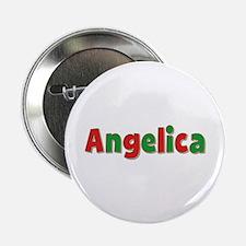 Angelica Christmas Button