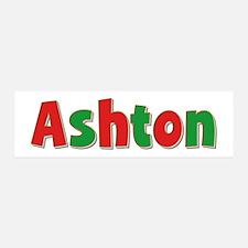 Ashton Christmas 36x11 Wall Peel