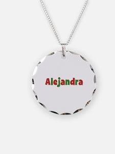 Alejandra Christmas Necklace