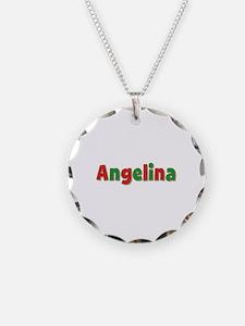 Angelina Christmas Necklace