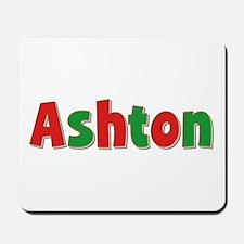 Ashton Christmas Mousepad