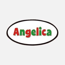 Angelica Christmas Patch