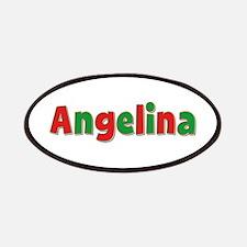 Angelina Christmas Patch