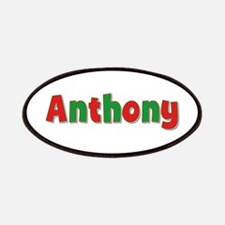 Anthony Christmas Patch