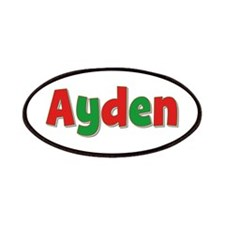 Ayden Christmas Patch