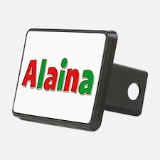 Alaina Christmas Hitch Cover