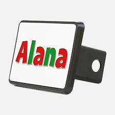 Alana Christmas Hitch Cover