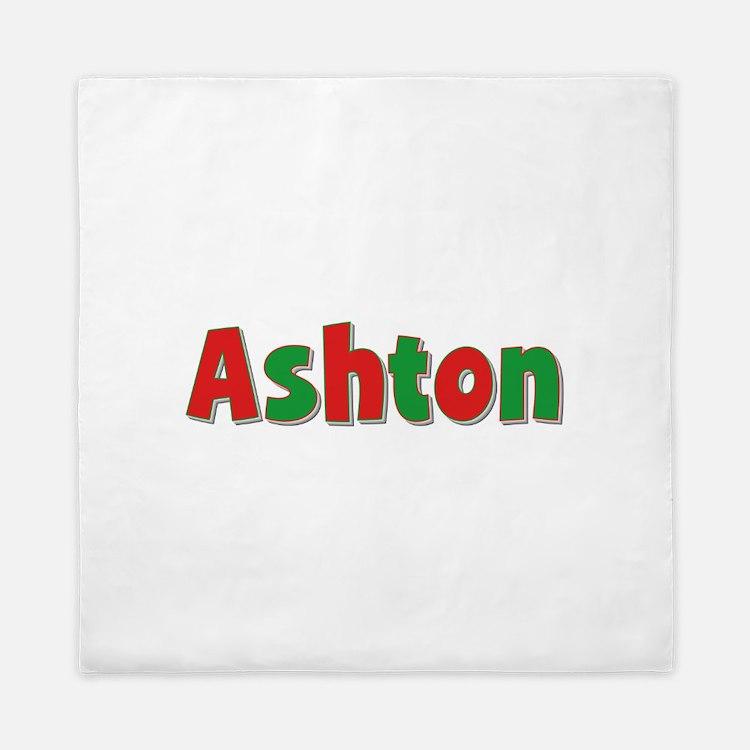 Ashton Christmas Queen Duvet