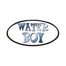 Water Boy Waterboy Patches