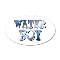 Water Boy Waterboy Wall Decal