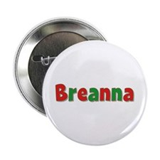 Breanna Christmas Button