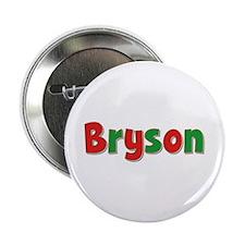 Bryson Christmas Button