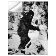 Bigfoot film, 1967 Wall Decal