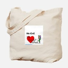 We Love The Sinclair Method Tote Bag
