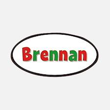Brennan Christmas Patch