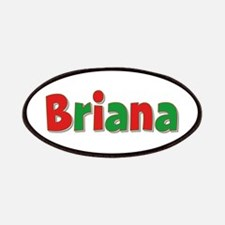 Briana Christmas Patch
