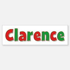 Clarence Christmas Bumper Bumper Bumper Sticker
