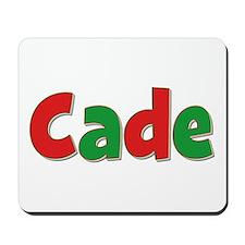 Cade Christmas Mousepad