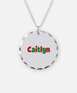 Caitlyn Christmas Necklace