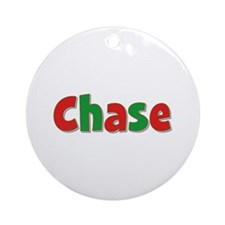 Chase Christmas Round Ornament