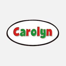 Carolyn Christmas Patch