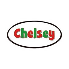 Chelsey Christmas Patch