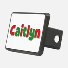 Caitlyn Christmas Hitch Cover