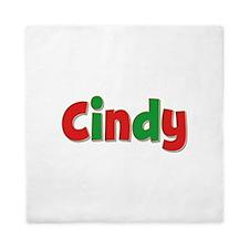 Cindy Christmas Queen Duvet