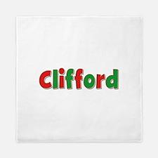 Clifford Christmas Queen Duvet