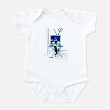Tv cat Infant Bodysuit