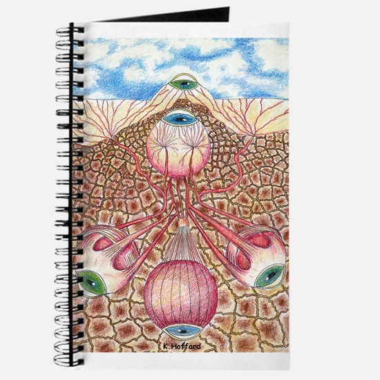 Eyes under earth Journal