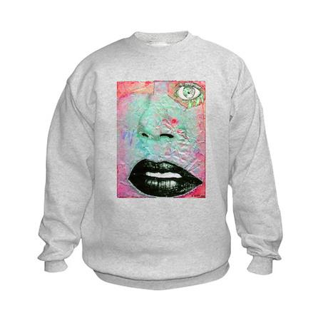 Collage Kids Sweatshirt