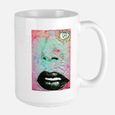 Collage Large Mug